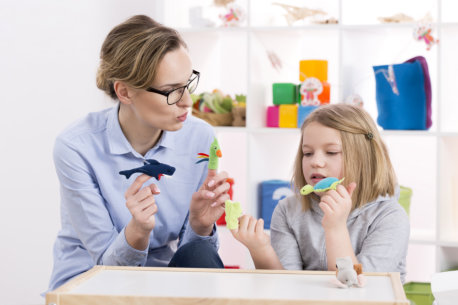 Caring for Children with Autism: Communication