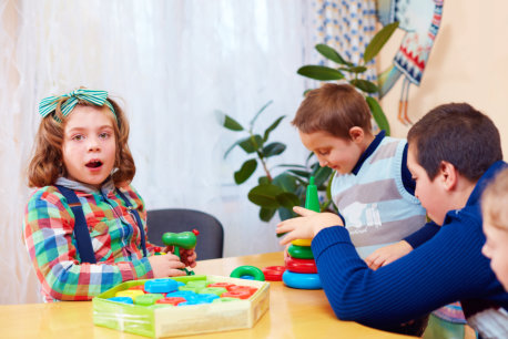 Benefits of Therapeutic Integration for Autistic Kids