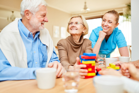 Healthy Activities for Seniors to Keep Busy